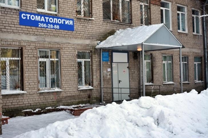 в 1962 году открылась поликлиника для Толевого и Чувашей