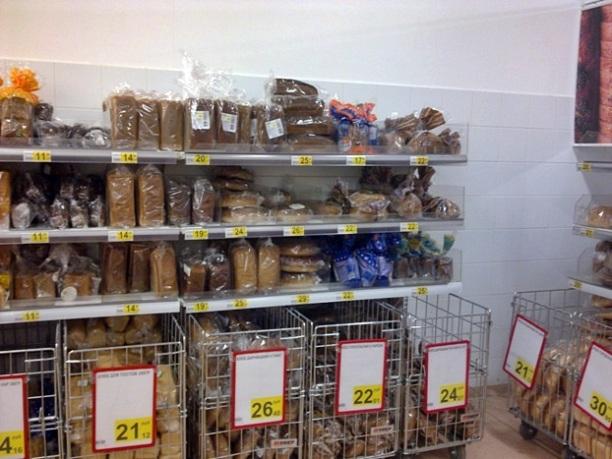 современный хлеб отличается от советского как небо от земли