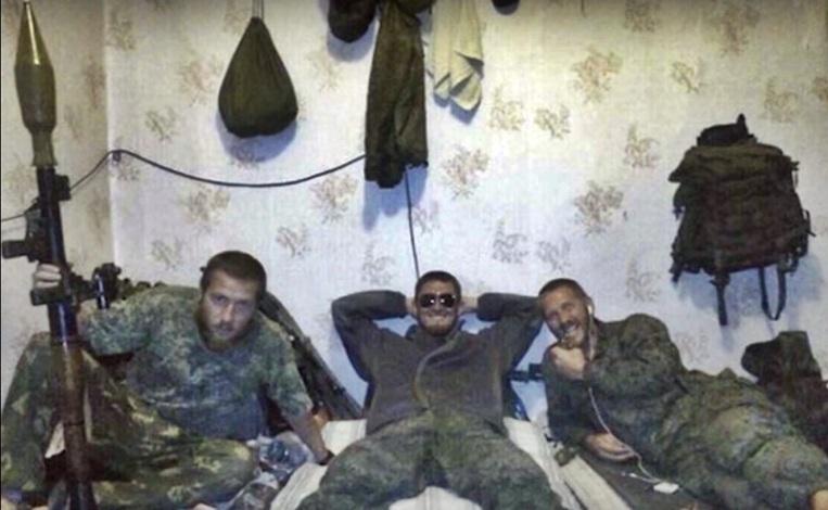 наши в Сирии